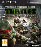 Torrent Super Compactado Teenage Mutant Ninja Turtles: Out of the Shadows PS3
