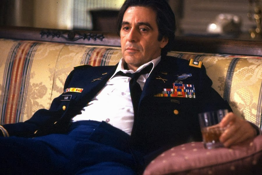 lieutenant colonel frank slade