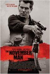 The November Man en Streaming