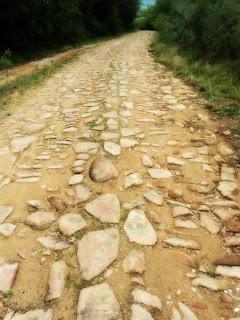 Estrada da Calçada, por Onde Passou a Comitiva de D. Pedro II, em Caçapava do Sul (RS)