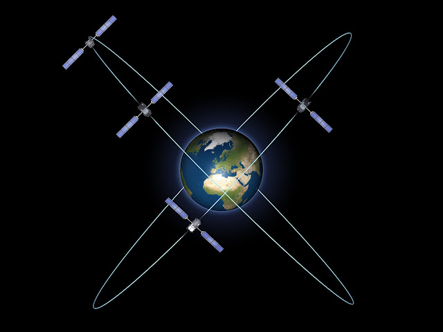 Two New European Galileo GPS Satellites Launched Into Orbit This Month