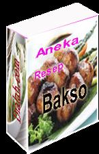 Ebook Aneka Resep Bakso