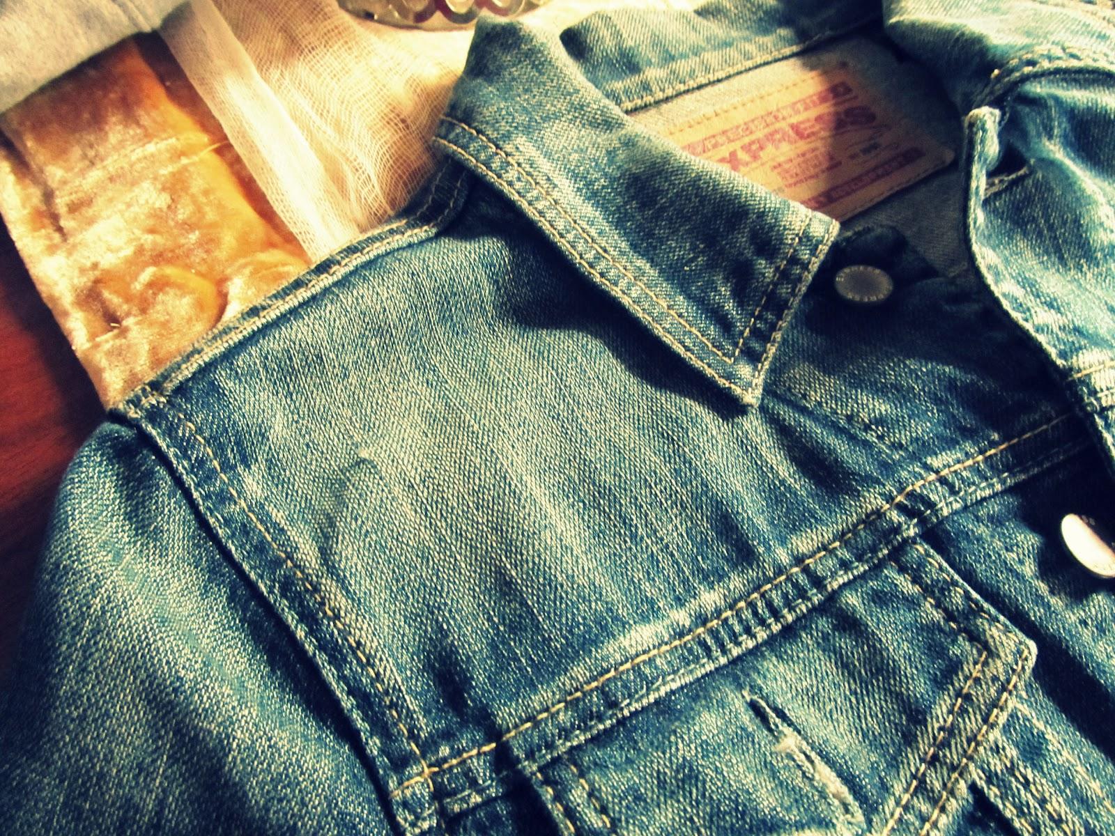 Как украсить джинсовую куртку своими руками (73 фото) 77