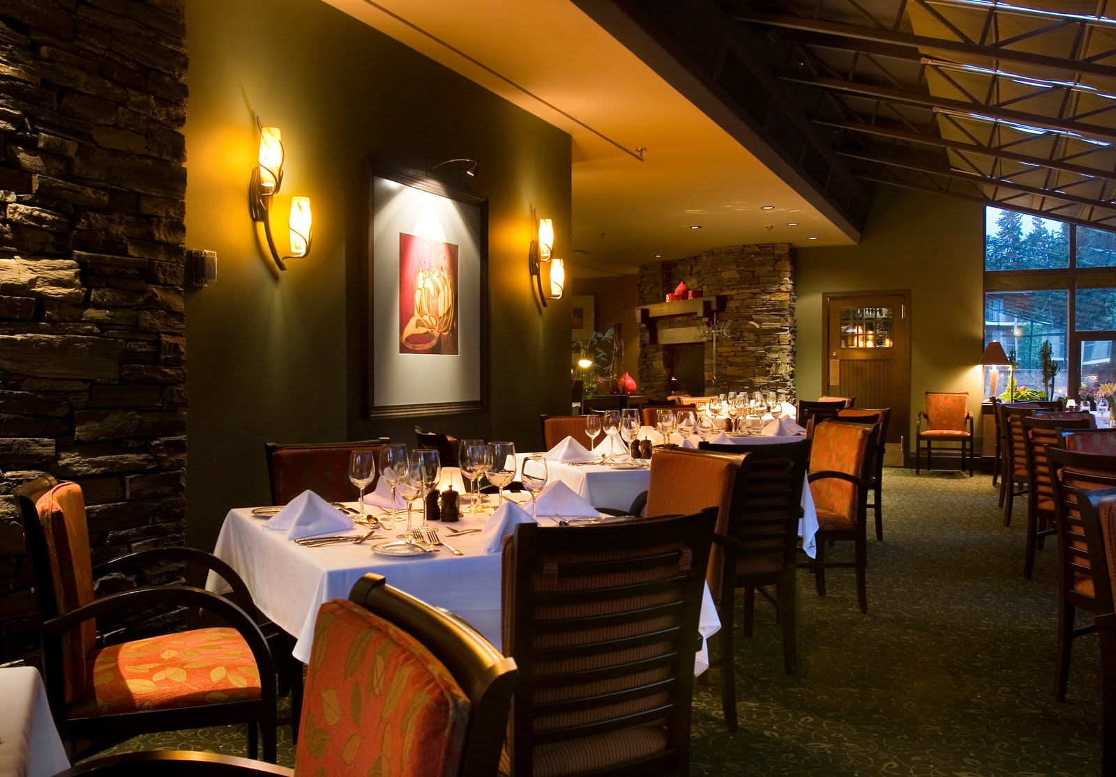 Banff park lodge our latest blog for The terrace hotel restaurant