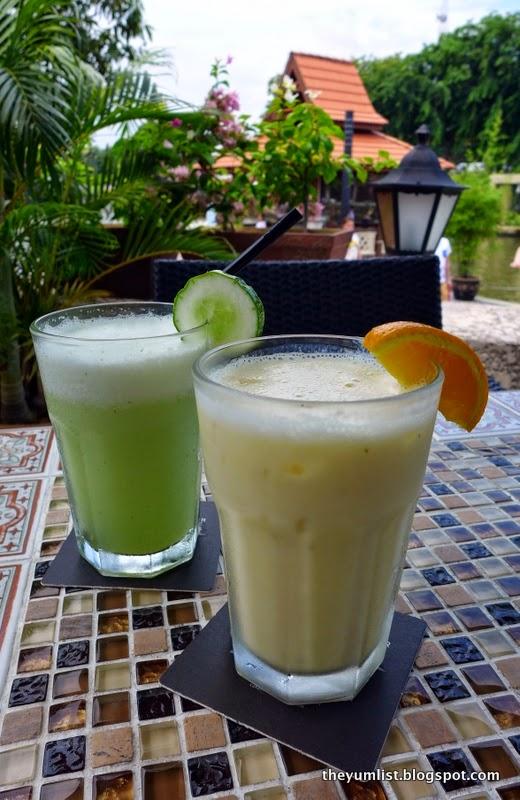 River Cafe, Casa del Rio, Melaka