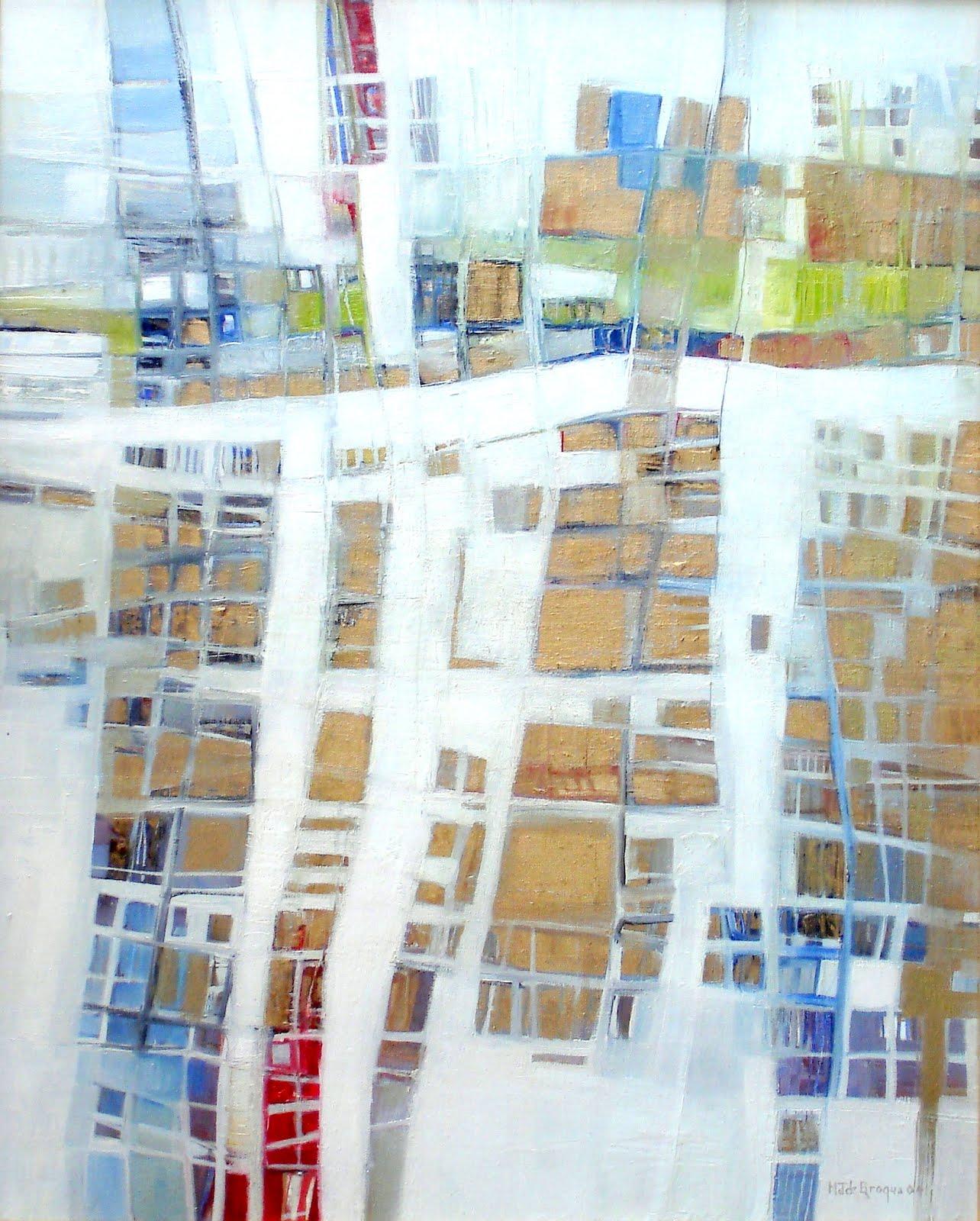 My Angel - Hommage à Archie Shepp - 65 x 81 cm - 2004