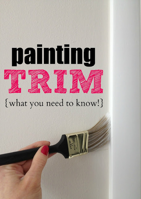 Painting Trim & Walls: What You Need To Know!