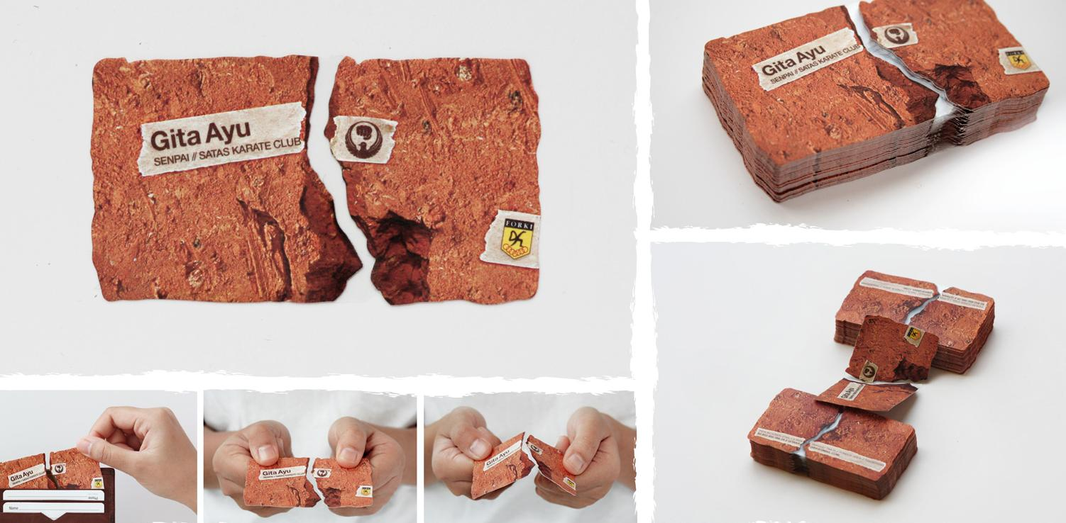 18 Clever and Creative Business Card Designs - Part 5.