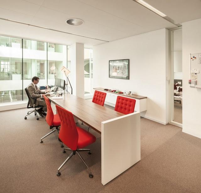 BarentsKrans Offices Architects