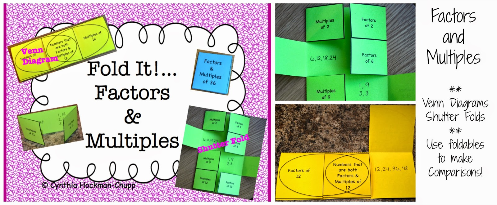 worksheet Multiples And Factors love2learn2day have multiple factor confusion the new set is also available as part of a bundled multiples factors flap pack that includes popular books present factors