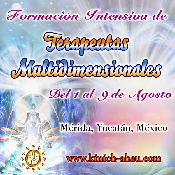 Formación Intensiva de Terapeutas Multidimensionales