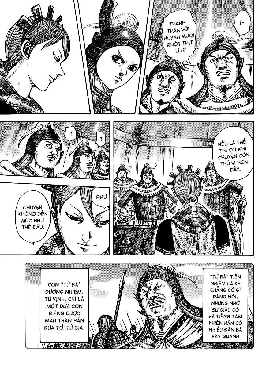 Kingdom – Vương Giả Thiên Hạ (Tổng Hợp) chap 391 page 4 - IZTruyenTranh.com