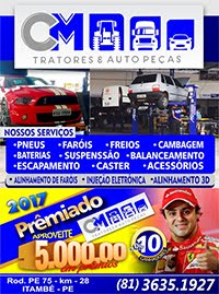 CM TRATORES E AUTO PEÇAS