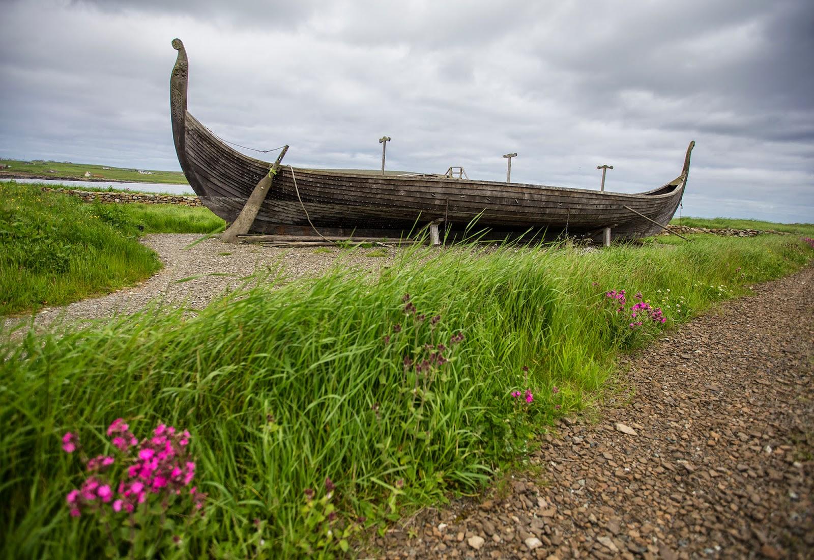 Viking Shetland Islands