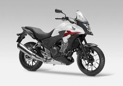 Motor Honda CB500X