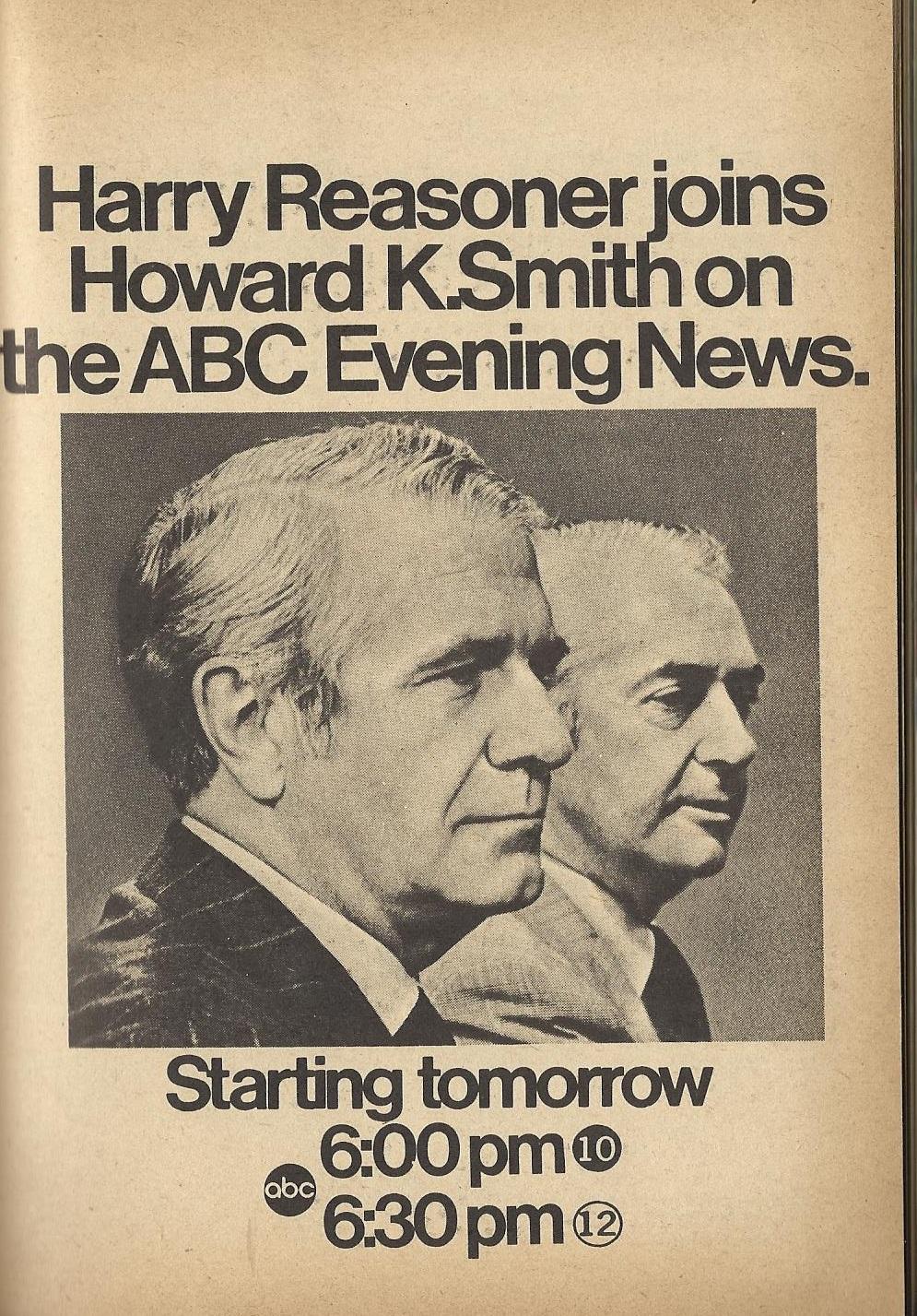 ABC Evening News Ad
