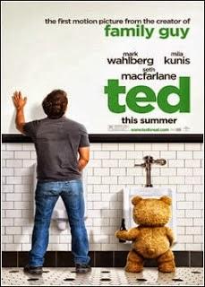 Filme O Ursinho Ted Dublado AVI DVDRip