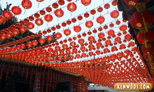 thean hou temple red lanterns 1