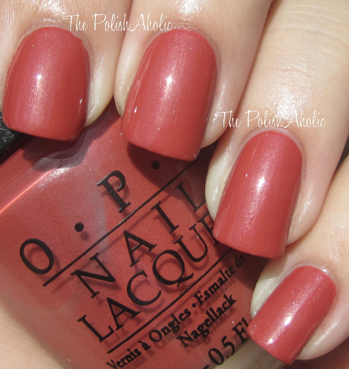 Opi Schnapps Out Of It The PolishAholic: OPI ...