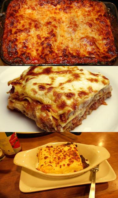 أسهل طريقة لعمل لازانيا بيتزا هت الأصلية