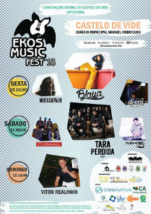 EKOS MUSIC FEST 2018