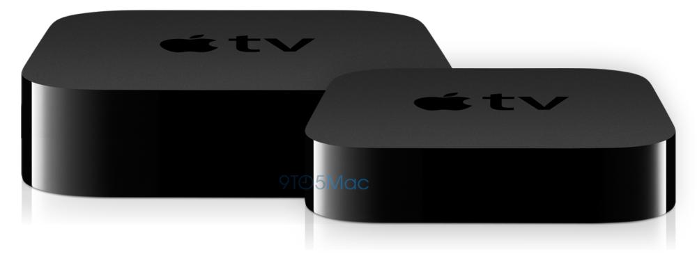 Apple TV de quarta geração