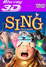 Sing: ¡Ven y canta! (¡Canta!) (2016) 3D SBS