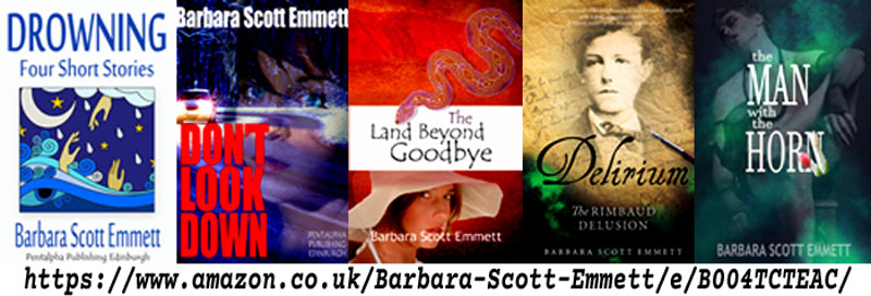 Barbara Scott Emmett - Writer