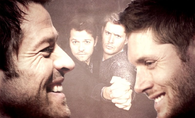 ✯ I think I'll just go down with this ship – Destiel ✯