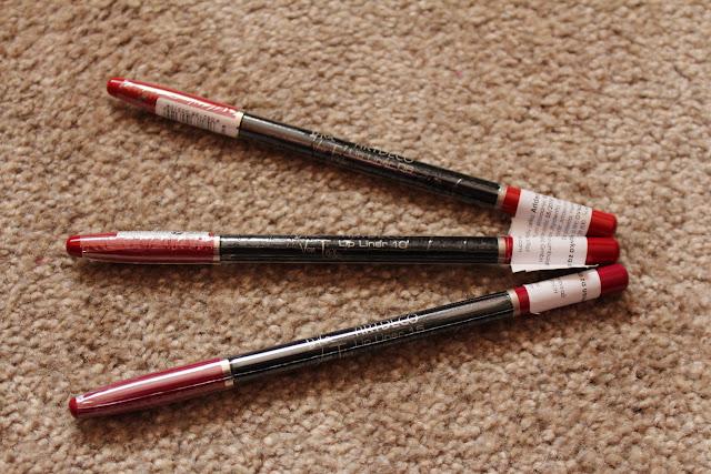 ARTDECO olovke za usne DITA VON TEESE