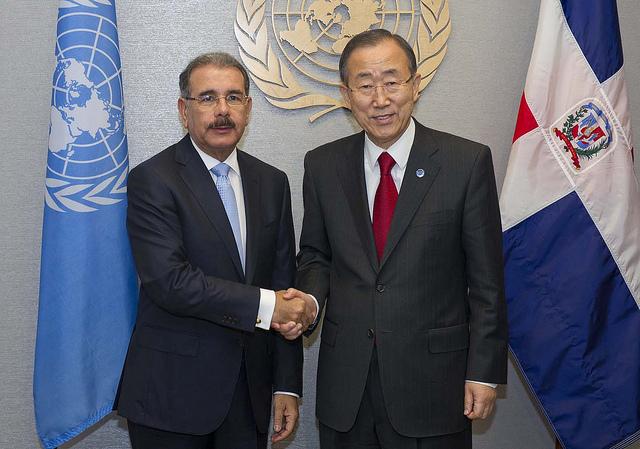 Presidente Medina crítica forma como organismos internacionales miden la pobreza