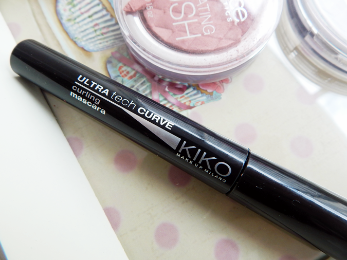 Review KIKO Ultra Tech Curve Mascara