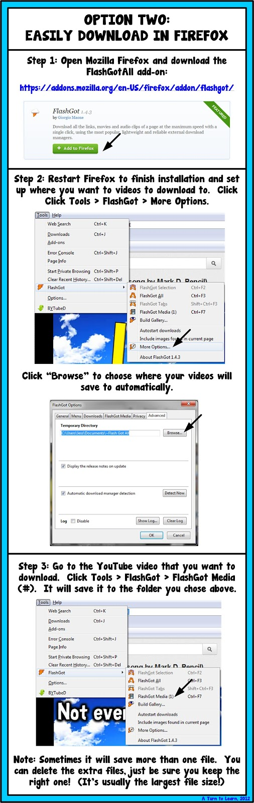 how to stop website videos from automatically playing firefox