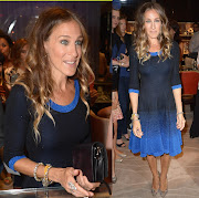 Sarah Jessica Parker in Prabal Gurung2012 Vogue Fashion's Night Out