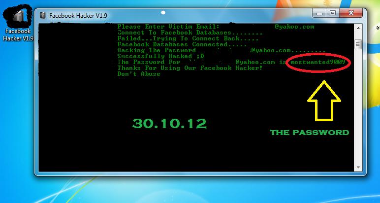 facebook hacker v1.9 software