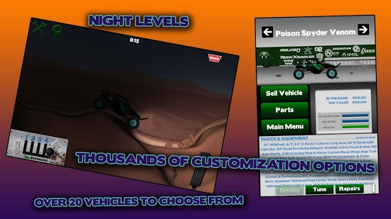 Offroad Nation Pro v3.0.0 APK Android download