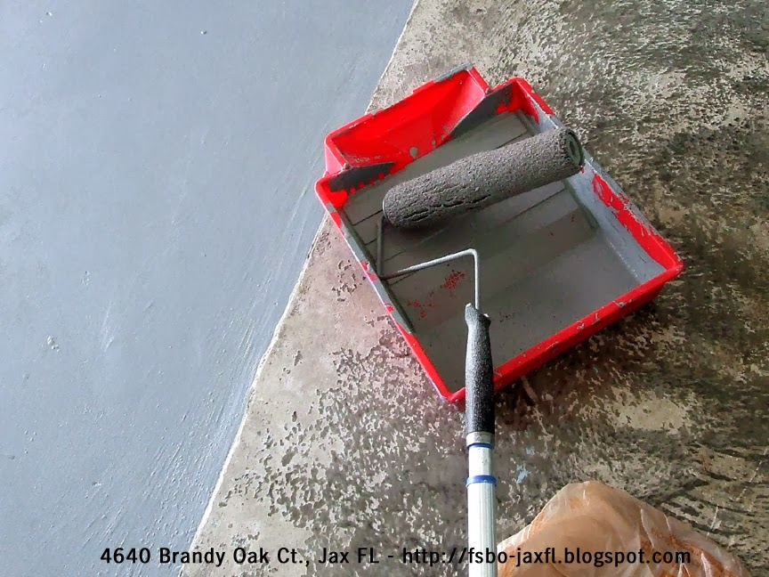 Behr Premium Floor Coatings Solid Color Concrete Stain in #PFC-63 Slate Gray