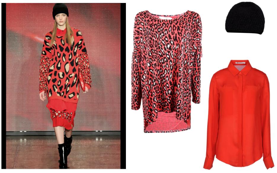 5 looks al estilo DKNY 2013!