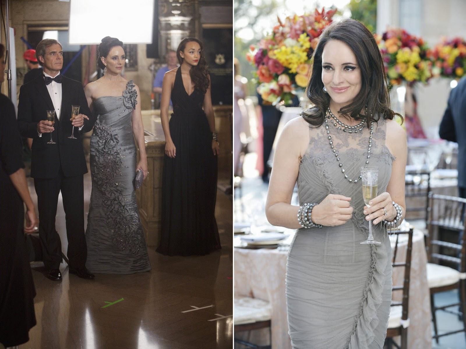 revenge stills, fashionable tv series, victoria grayson, style inspiration
