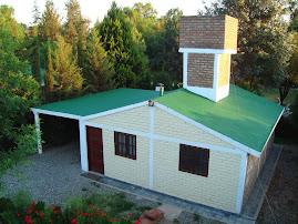Cabaña 9 pax, 3 dormitorios