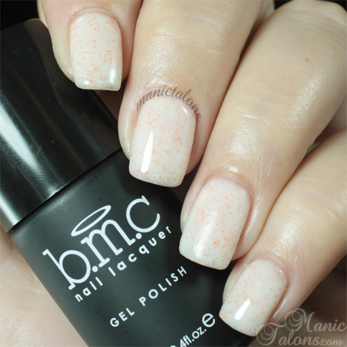 BMC Gel Polish Coco-Nutty Swatch