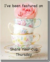 Featured on Share Your Cup Thursday