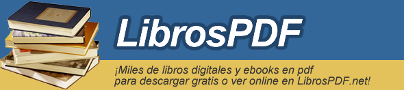 Libros para descargar gratis en PDF