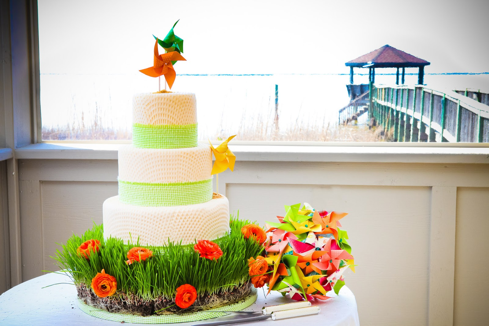 The Bride\'s Blog: A Summer Picnic Inspired Reception