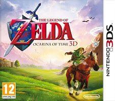 The Legend of Zelda: Ocarina of Time Nintendo 3DS