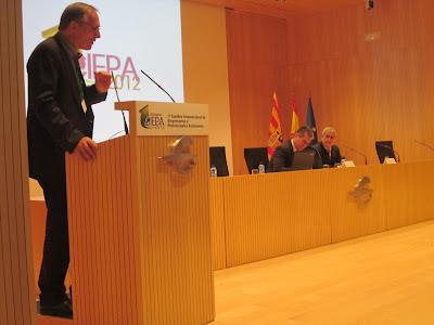 ciepa 2012 en Zaragoza