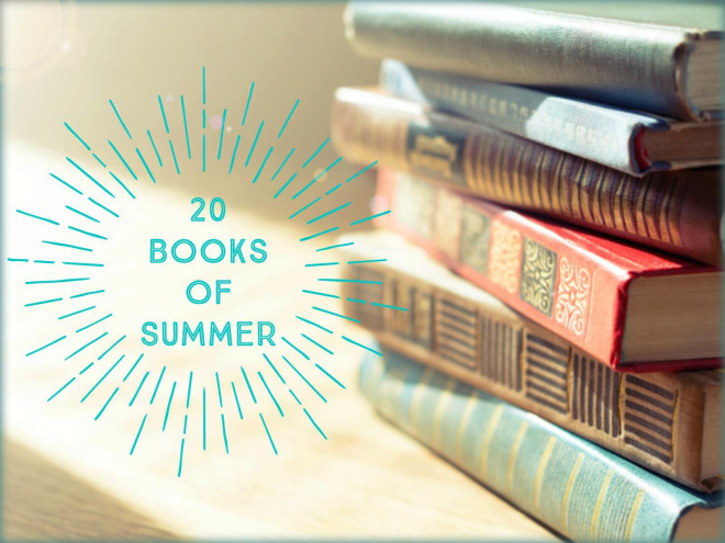 20 Books of Summer (Winter)
