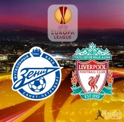 Prediksi Bola : Zenit vs Liverpool