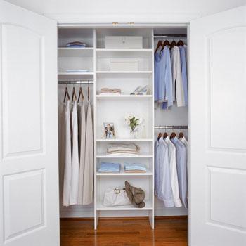 Small Bedroom Closet Organization Ideas - Interior Designs Room