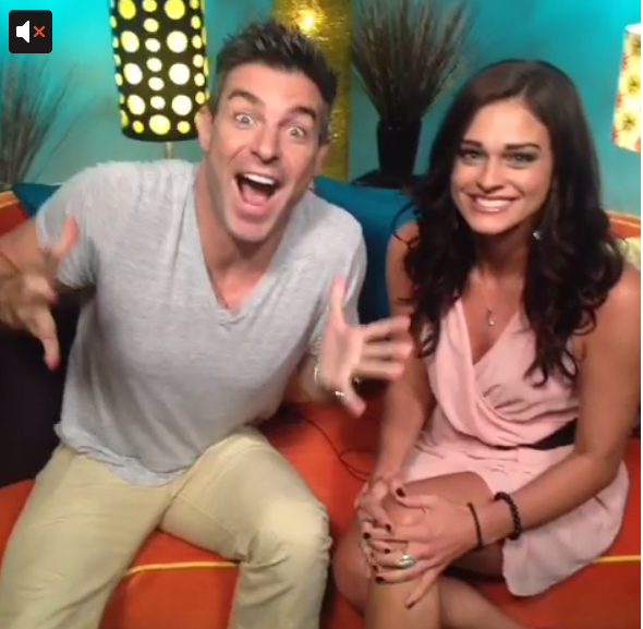 Jeff s interview with kaitlin is starting soon jeff s excited can t